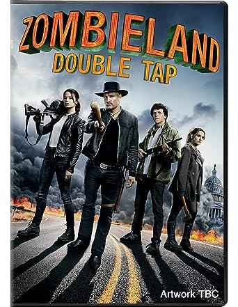 Zombieland Double Tap Dvd 2019 Amazon Co Uk Dvd Blu Ray