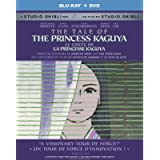 The Tale of the Princess Kaguya / Le conte de la Princesse Kaguya [Blu-ray + DVD] (Bilingual)