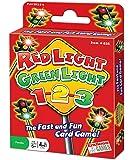 Red Light, Green Light, 1,2,3 Card Game