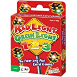 Endless Games EG 835 Red Light, Green Light, 1-2-3 - Card Game for Ages 5 and Up