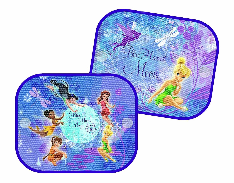 Disney DPSAA020 Parasol para lunas traseras laterales con dise/ño de princesas Disney 2 unidades