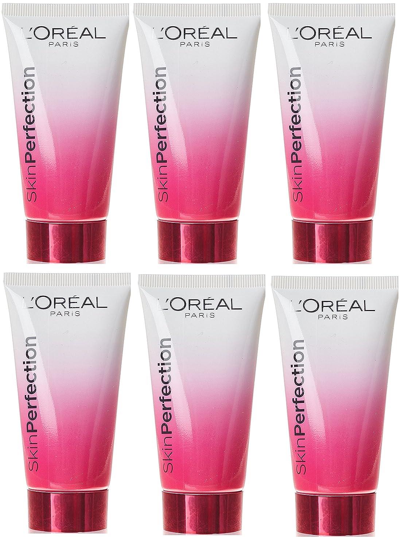 Loreal Paris Skin Perfection Bb Cream Fair Spf25 50ml 6 Pack