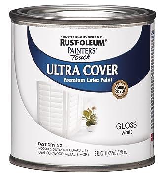 Fresh Best One Coat Gloss White Paint