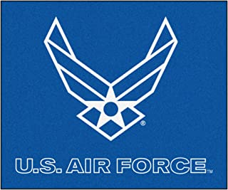 product image for Fanmats Military 'Air Force' Nylon Face Tailgater Rug