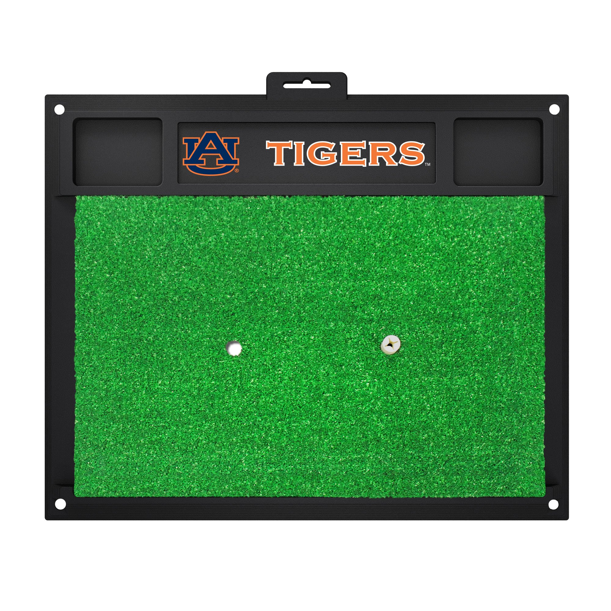 Fanmats 15489 Auburn University Golf Hitting Mat