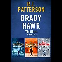 The Brady Hawk Series: Books 4-6 (The Brady Hawk Series Boxset Book 2)
