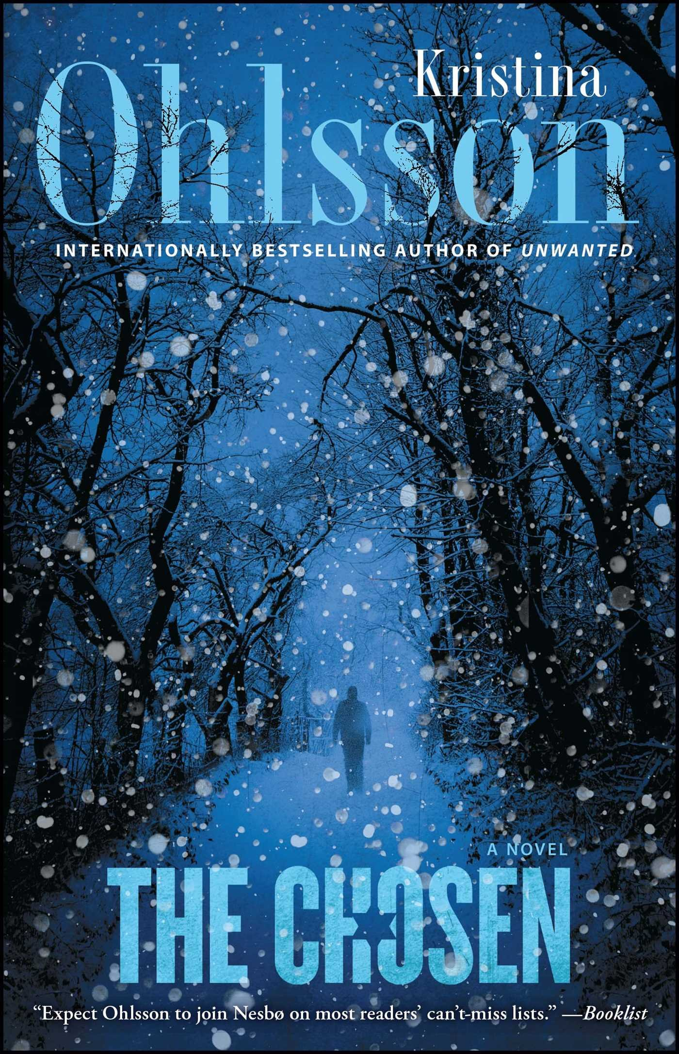 The Chosen (Fredrika Bergman Series)
