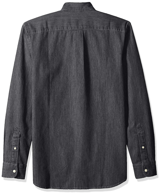 338b9fa426 Amazon.com  Goodthreads Men s Slim-Fit Long-Sleeve Denim Shirt  Clothing