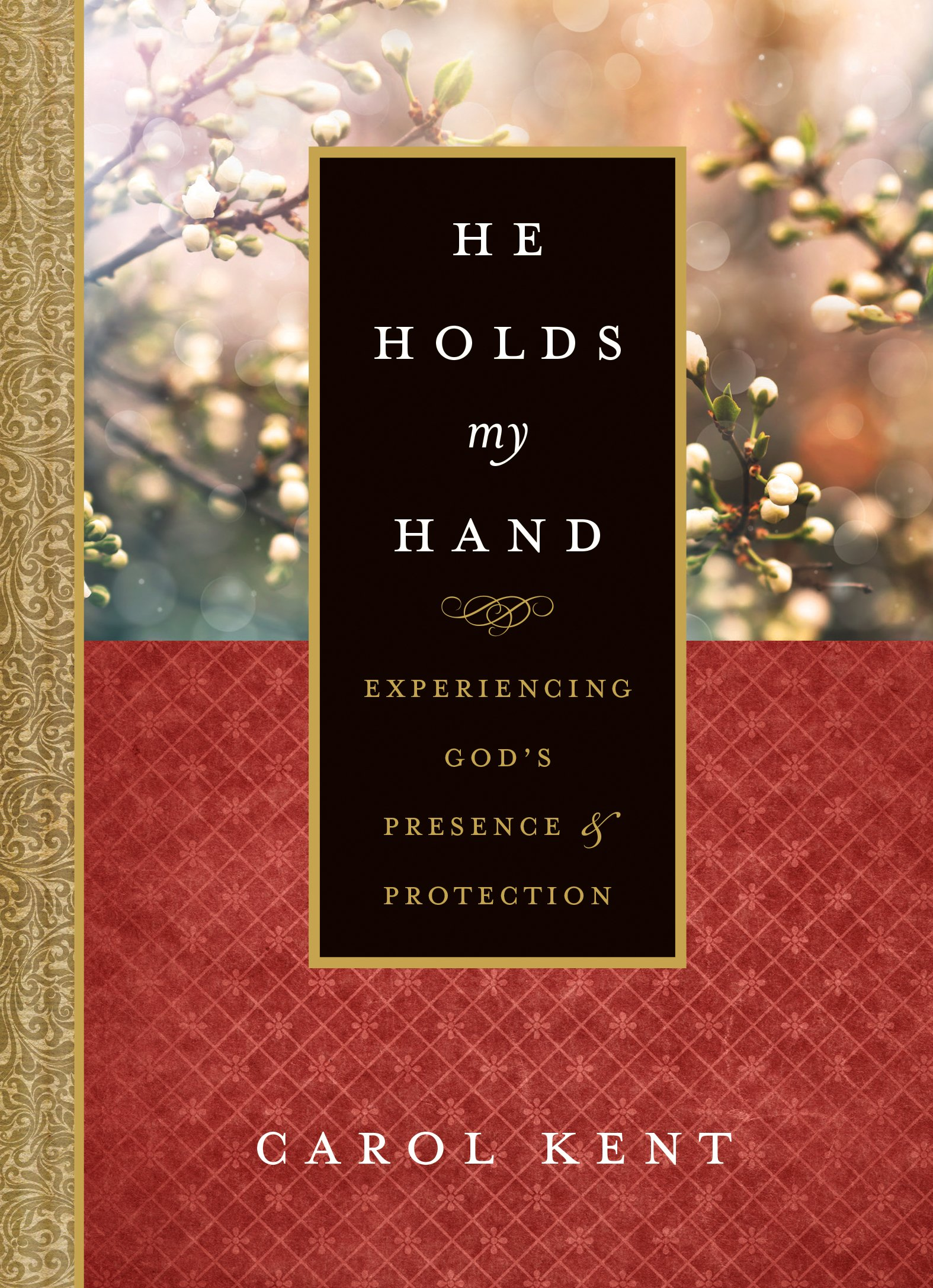 He Holds My Hand: Experiencing God\'s Presence and Protection: Carol ...