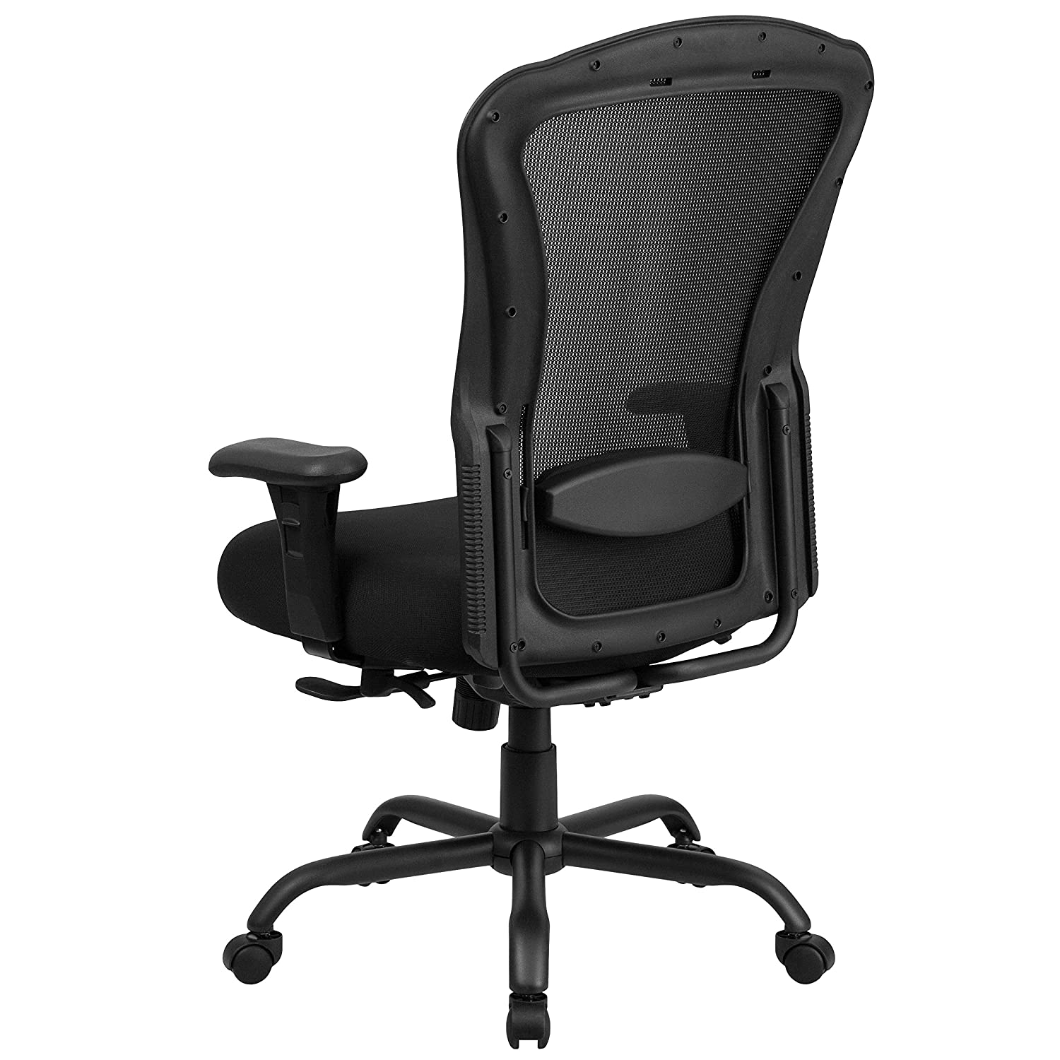 Office Furniture Conference Chairs Computer Desk Chair Comfort Swivel Fabric Home Office Task Chair Suitable For Computer Working And Meeting And Reception Place