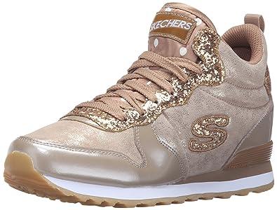 Skechers (SKEES) OG 85-Glitter-Girl - Zapatillas de deporte para mujer, Tpgd, 39.5 EU: Amazon.es: Zapatos y complementos