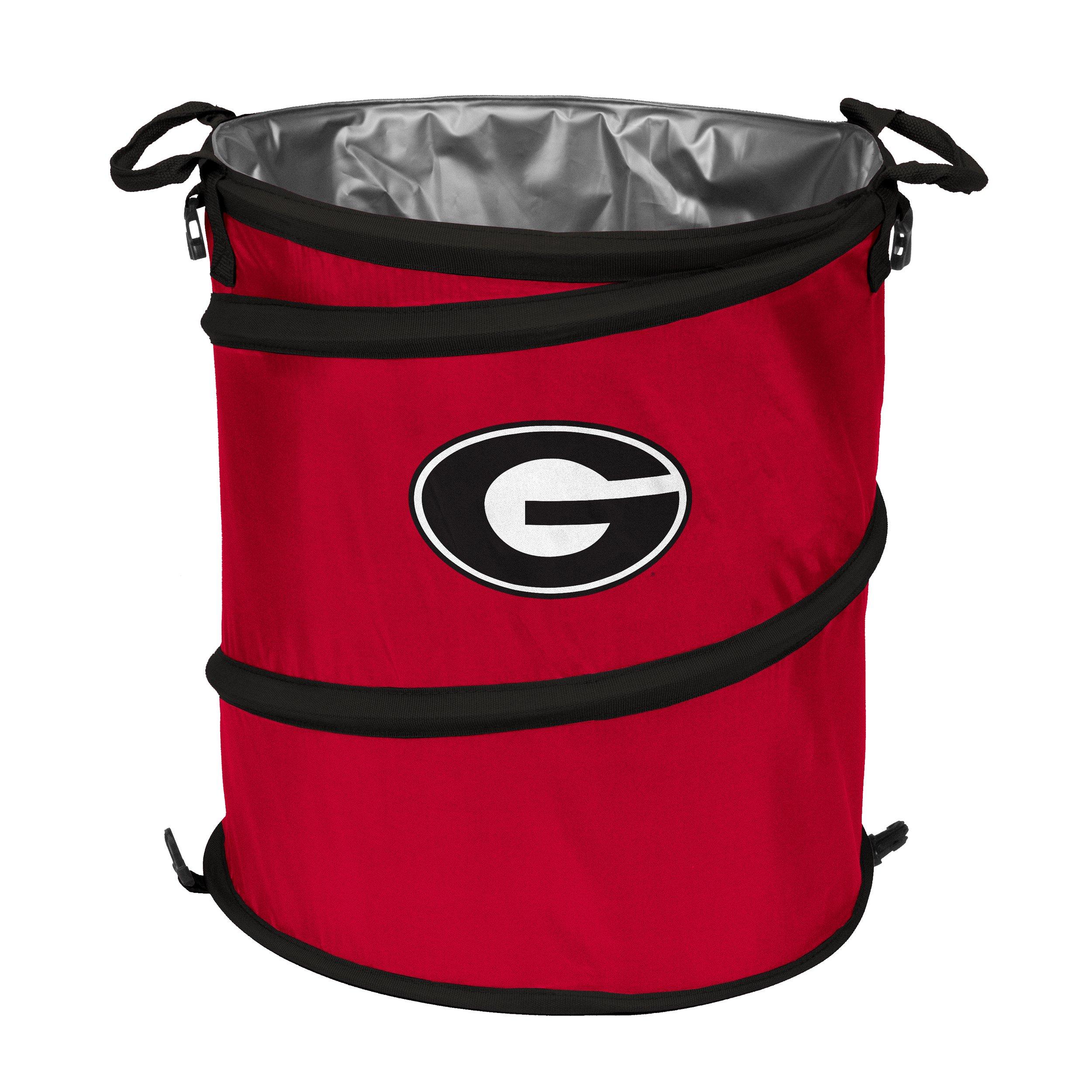 Georgia Bulldogs Trash Can Cooler