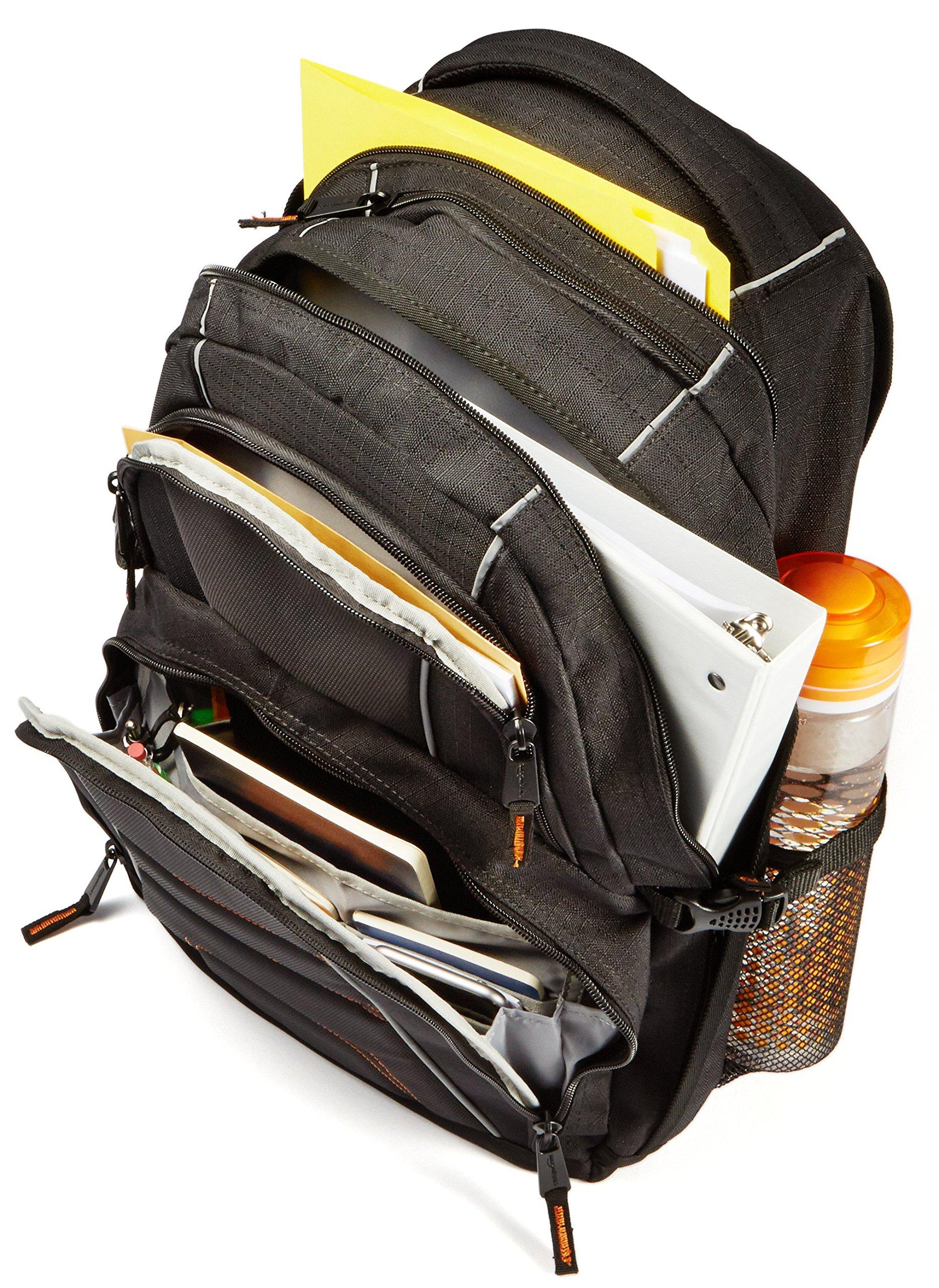 AmazonBasics Backpack for Laptops up to 17-inches by AmazonBasics (Image #4)