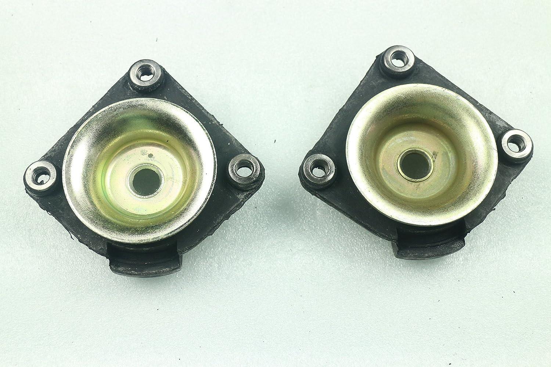 Rear Upper Shock Mounts Absorber Insulator Fit for Volvo S80 V70 S60 Left Right 2pcs