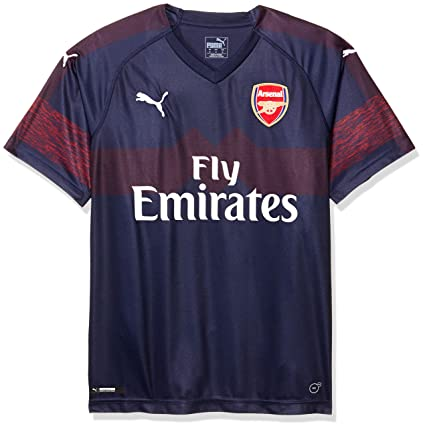 check out ca7fd ba461 Arsenal Away Jersey 2018/19-M, Soccer Equipment - Amazon Canada