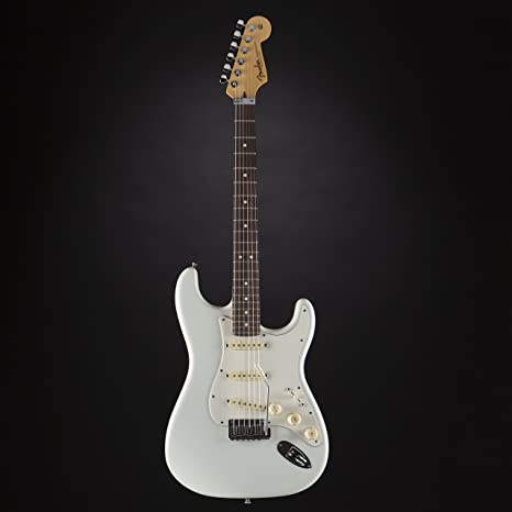 Jeff Beck Signature Stratocaster RW Olympic White Masterbuilt Todd Krause #10587