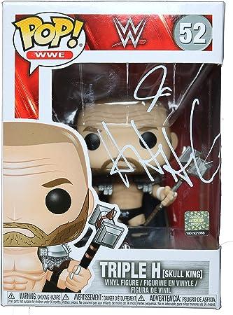 Triple H Skull King Pop Vinyl Figure WWE #52 Wrestling