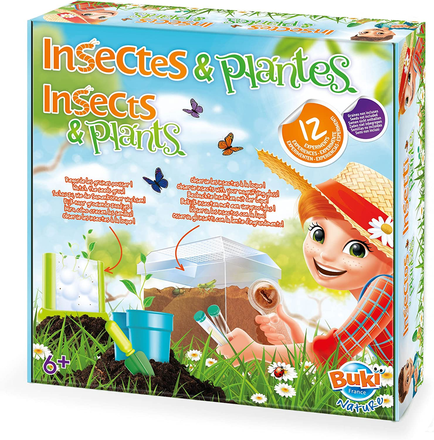 BUKI 2047 - Finally resale start Ranking TOP4 Plants Insects and