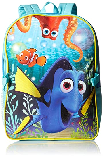 Amazon.com  Disney Little Boys Dory Backpack with Lunch 302a61956a949