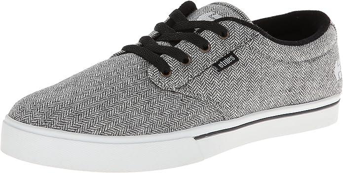 Etnies Jameson 2 Eco Sneakers Skateboardschuhe Grau/Weiß/Schwarz