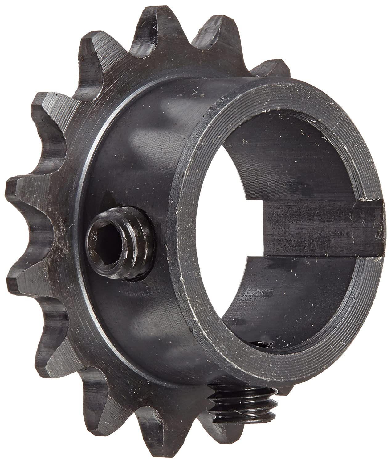 """35 Teeth 1//2/"""" Finished Bore FACTORY NEW! 1//4/"""" Pitch 25BS35H X 1//2 Sprocket"""