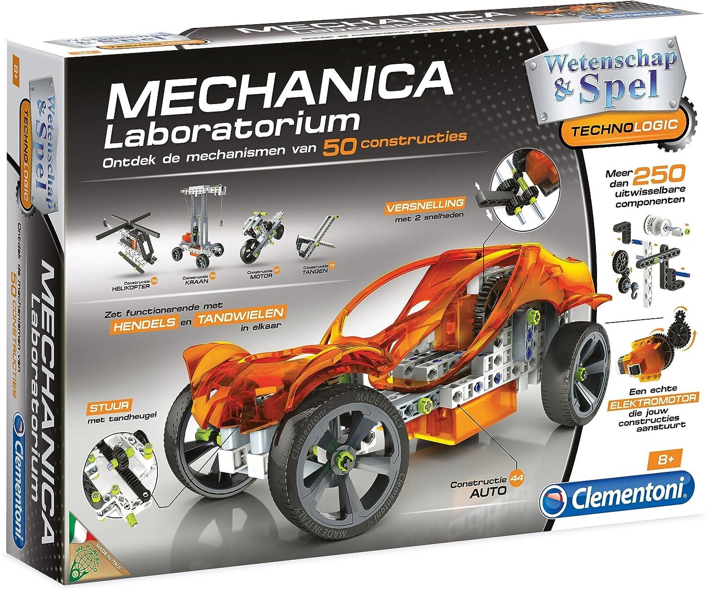 Clementoni 66665.2 Mechanik Laboratorium , Spiel