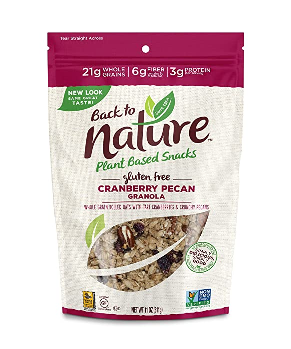 Top 8 Back To Nature Cranberries