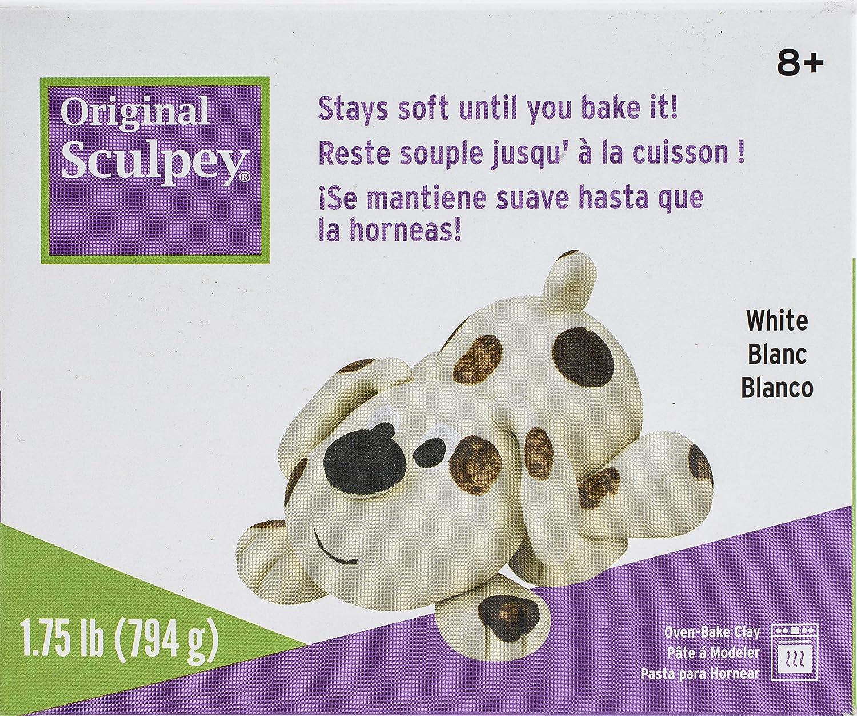 Polyform Sculpey III Clay Mold Brights Fоur Раck