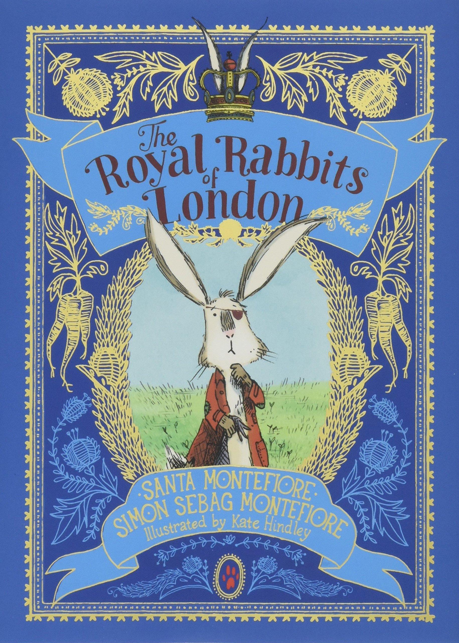 The Royal Rabbits of London ebook