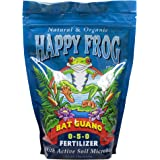 FoxFarm FX14056 FoxFarm Happy Frog High Phosphate Bat Guano Fertilizer