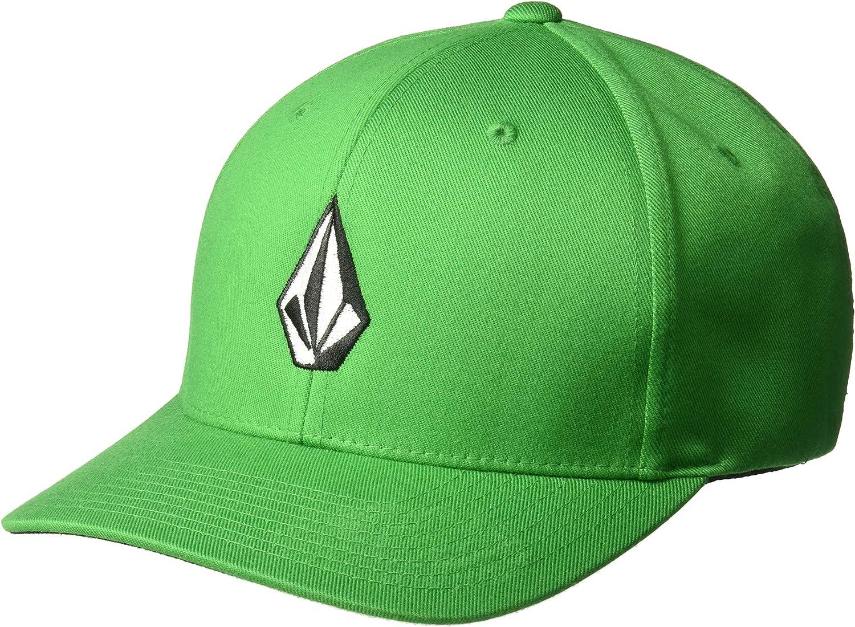 New Volcom Full Stone Blue Bird Mens X-Fit Flex Fit Cap Hat