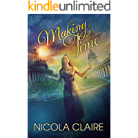 Making Time (Lost Time, Book 2): A Time Travel Romantic Suspense Series