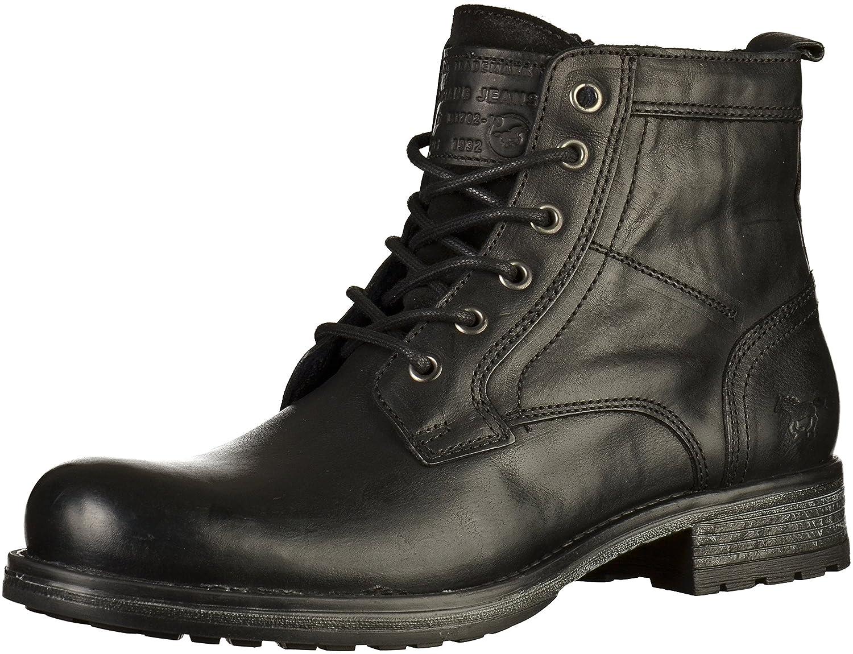 Mustang Herren 4865 507 900 Klassische Stiefel Schwarz