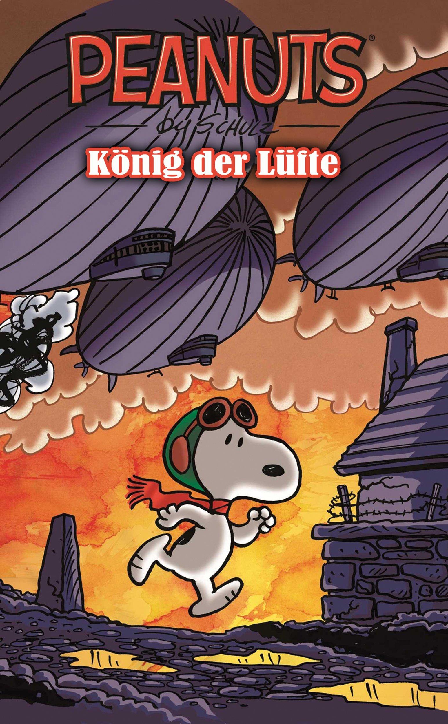 Peanuts 8  König Der Lüfte