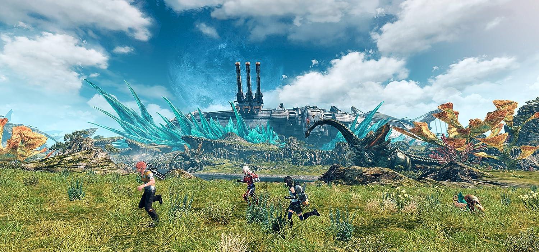 Amazon.com: Xenoblade Chronicles X - Wii U [Digital Code]: Video Games