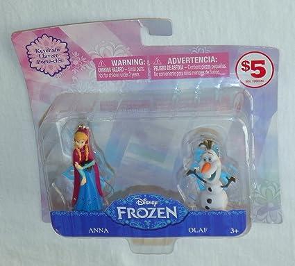 Amazon.com : Disney FROZEN ~ ANNA & OLAF (Collectible ...