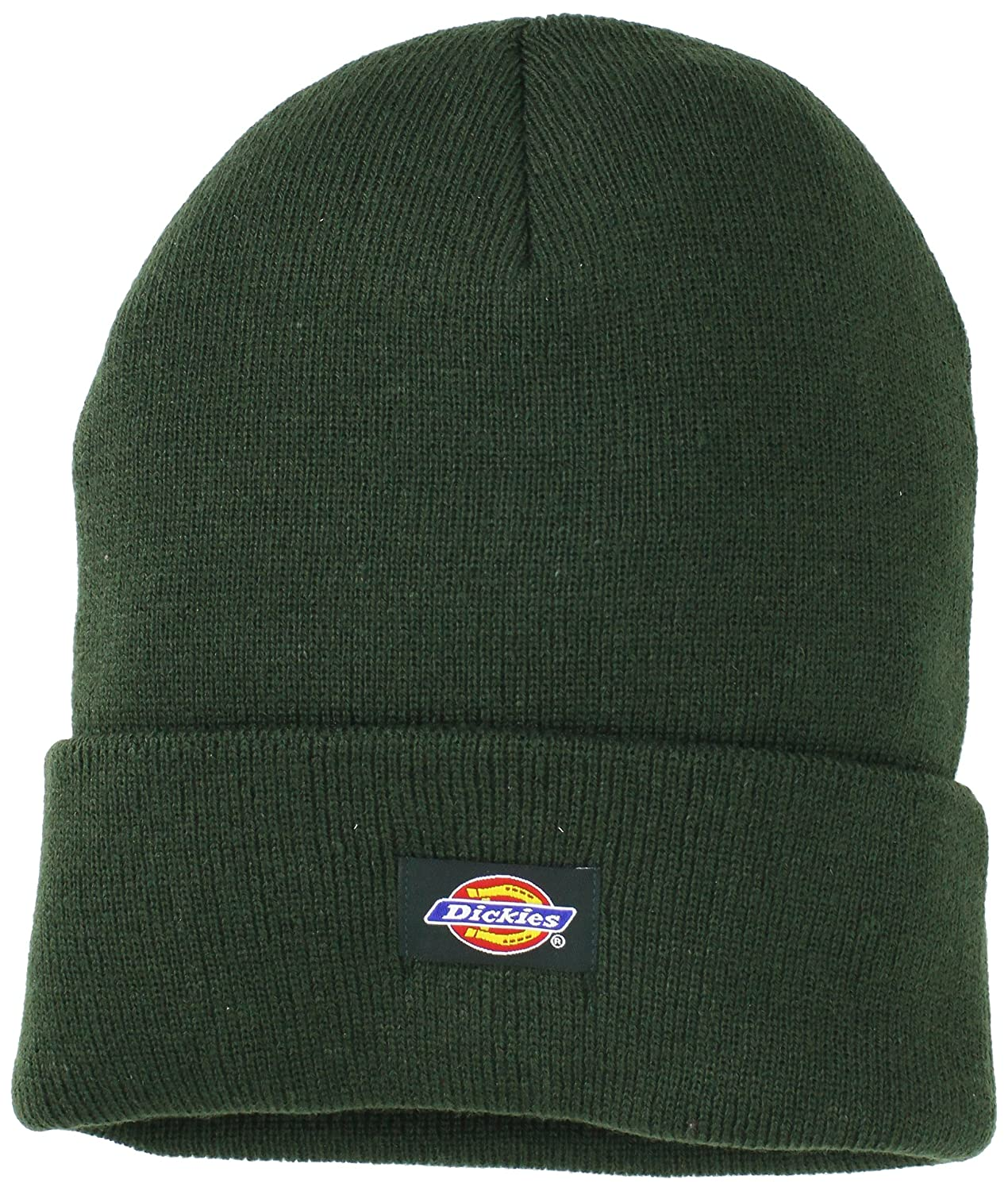 Dickies Men s 14 Inch Cuffed Knit Beanie Hat a393f39a13f