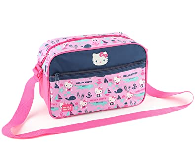 793144dbe Image Unavailable. Image not available for. Color: Hello Kitty Kids Shoulder  Bag: ...
