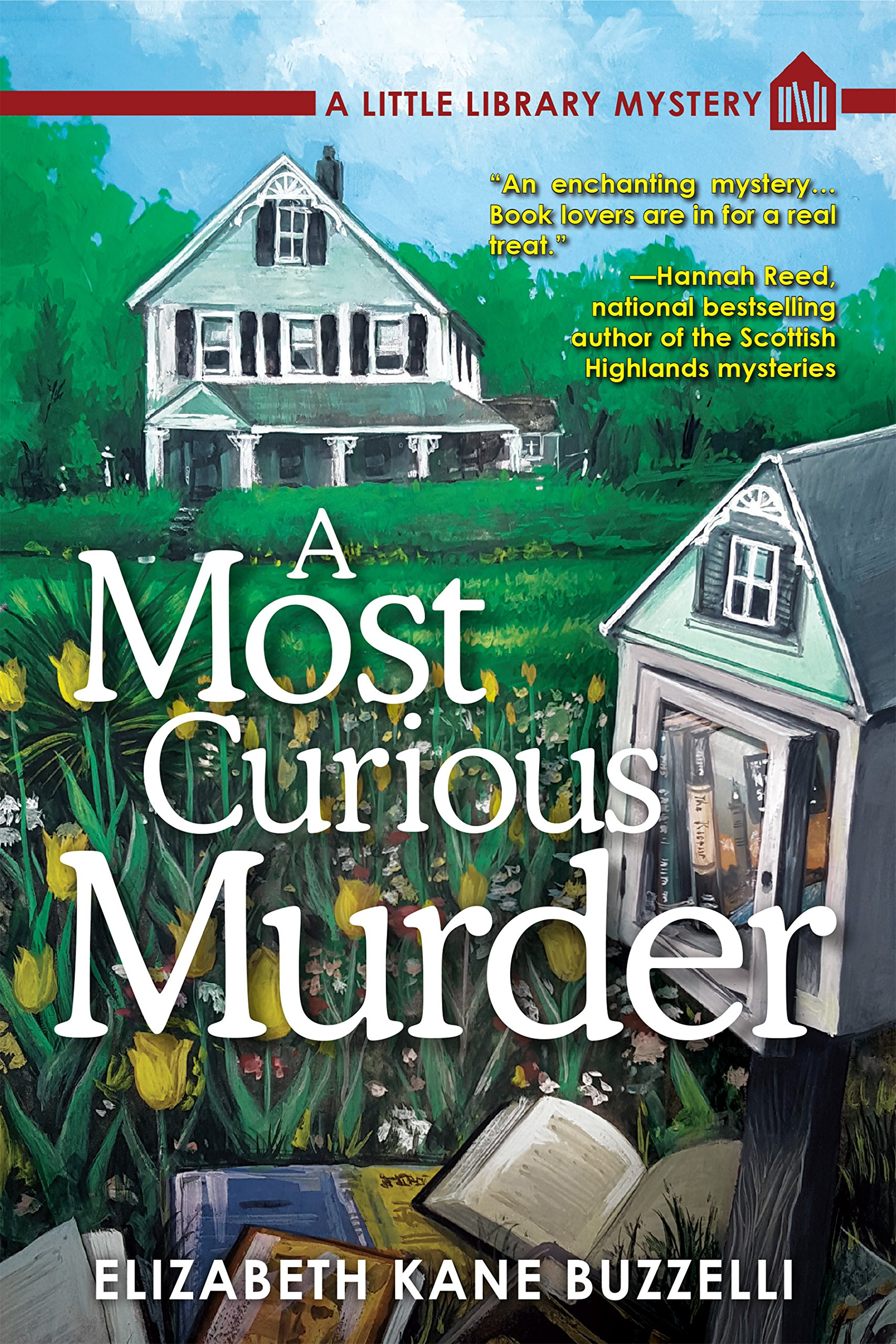 Read Online A Most Curious Murder: A Little Library Mystery ebook