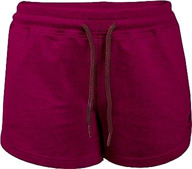 Pantalones Cortos de algodón para Mujer de Urban, de Material ...
