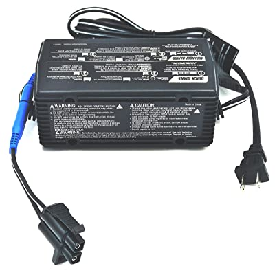 12 Volt and 6 Volt Fully Automatic Quick Charger for 12V or 6V Motion Trendz, Megatredz, and Dumar Kids Ride on toys by CBC