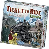 Giochi Uniti Ticket To Ride Europa - Juego de tablero (Economic simulation board game)