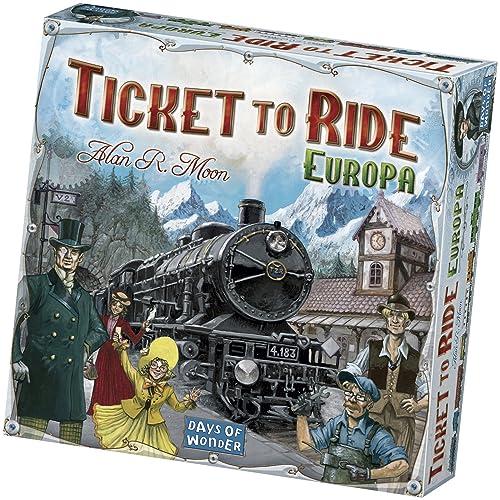 Ticket To Ride Europa – La Nostra Raccomandazione