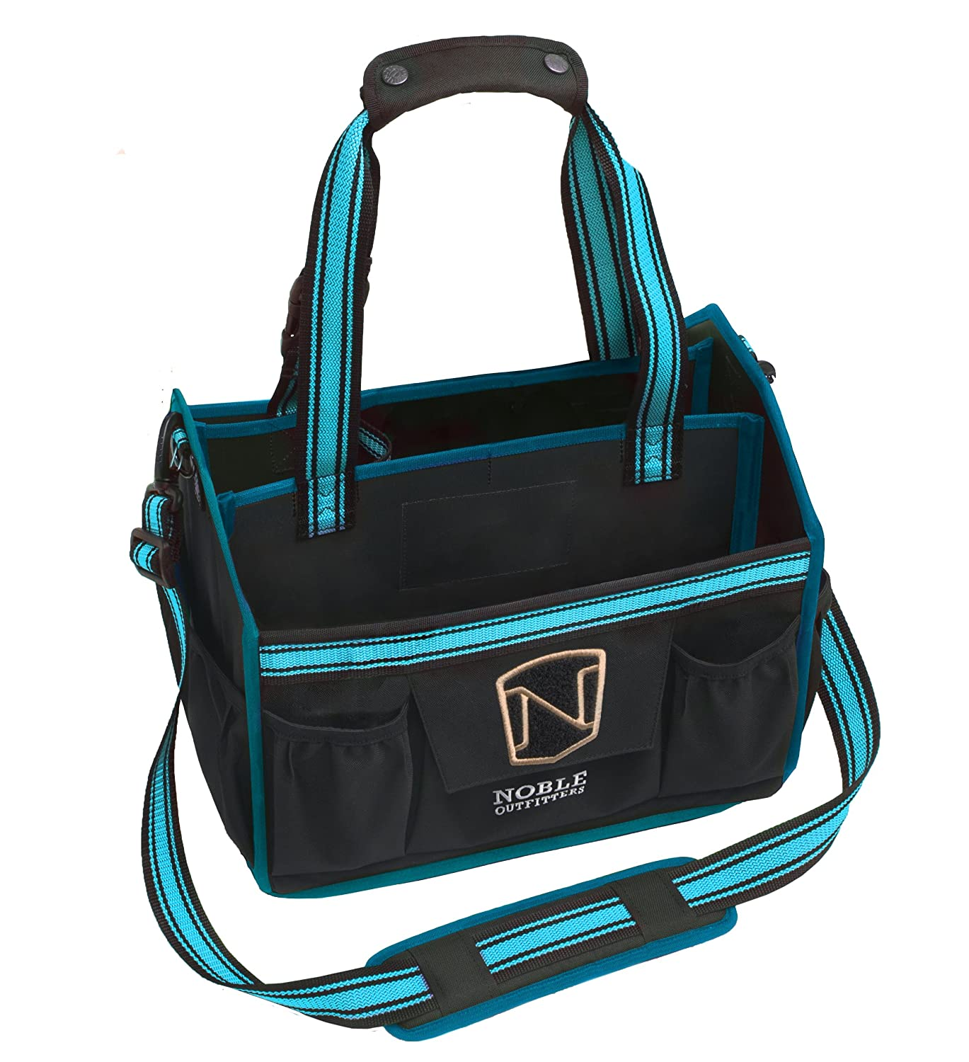 equin Essential Tote  Deep Turquoise B019QGSEL0