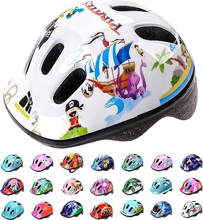 New Kids Safety Helmet for Childrens Bike Bicycle Skate Board Scooter Boys FV