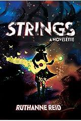 Strings (Among the Mythos Book 2) Kindle Edition