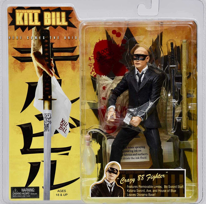 Amazon.com: 2004 - Kill Bill Part 1 - Crazy 88 Fighter ...