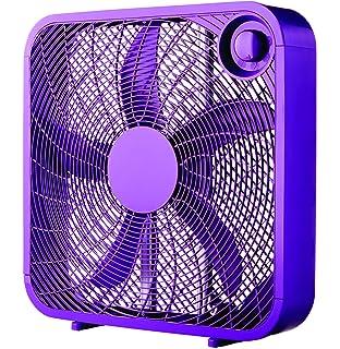 vibrant purple color 20 box 3 sd fan