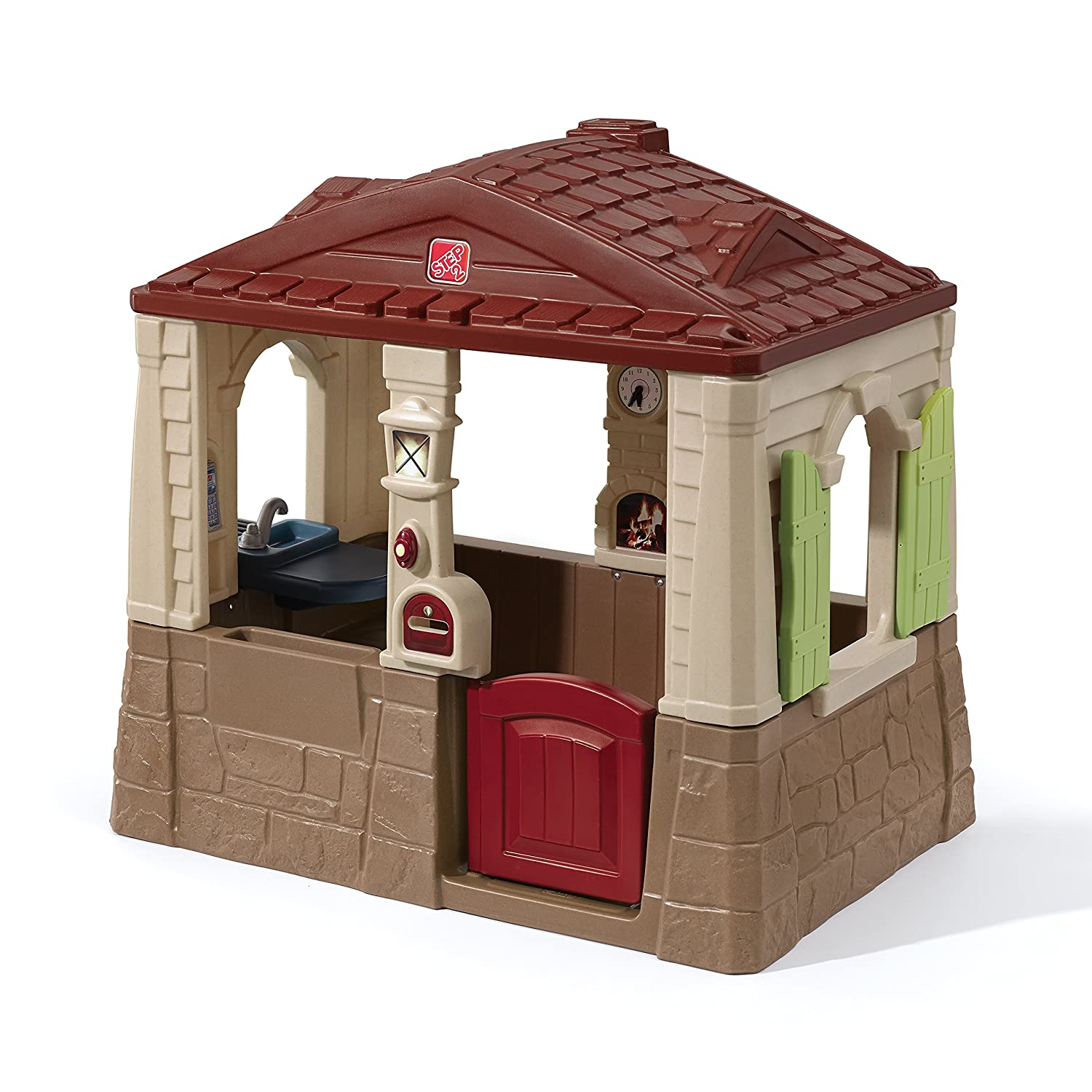 Top 6 Best Kids Outdoor Playhouse Reviews in 2020 4
