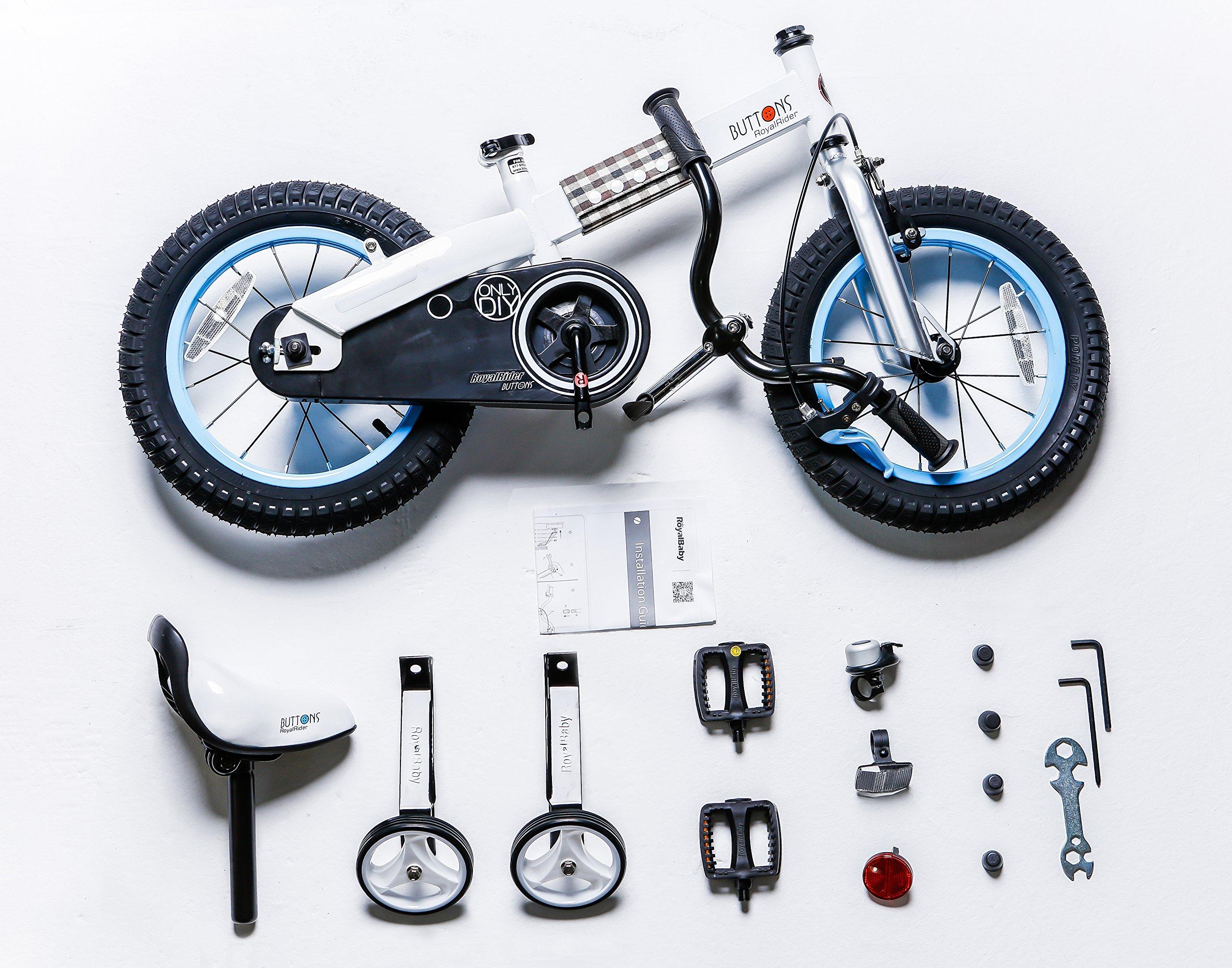 Royalbaby CubeTube Bicycles for Kids